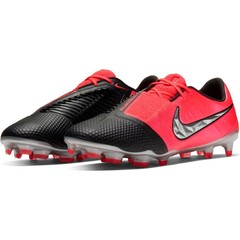 NIKE PHANTOM VENOM ELITE FG LASER CRIMSON/METALLIC SILVER-BLACK