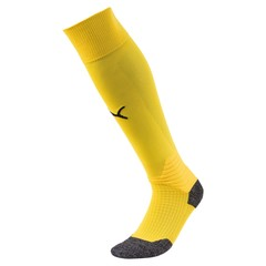 PUMA TEAM LIGA SOCKS CYBER YELLOW