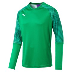 PUMA CUP GK JERSEY LS BRIGHT GREEN/PRISM VIOLET