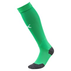 PUMA TEAM LIGA SOCKS BRIGHT GREEN/PRISM VIOLET