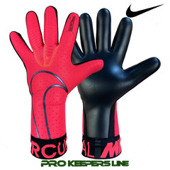 NIKE GK MERCURIAL TOUCH ELITE PROMO LASER CRIMSON/BLACK