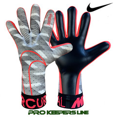 NIKE GK MERCURIAL TOUCH ELITE PROMO WHITE/BLACK/LASER CRIMSON