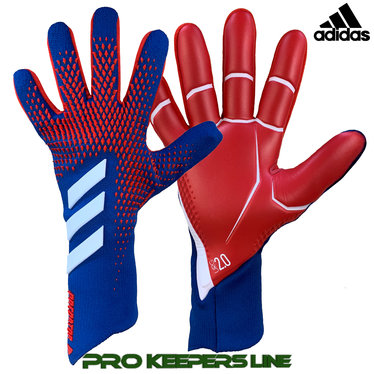 ADIDAS PREDATOR GL PRO ROYAL BLUE/ACTIVE RED