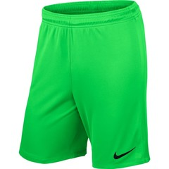 NIKE LEAGUE KNIT SHORT NB GREEN STRIKE JUNIOR