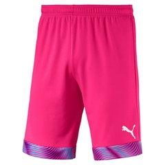 PUMA CUP SHORTS FUCHSIA PURPLE/AQUARIUS JUNIOR