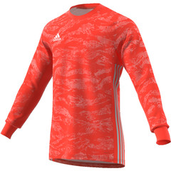 ADIDAS ADIPRO 19 GK JERSEY SEMI SOLAR RED JUNIOR