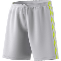ADIDAS ADIPRO 18 GOALKEEPER SHORT LIGHT GREY/GREY ONE/SEMI SOLAR YELLOW JUNIOR