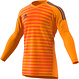 ADIDAS ADIPRO 18 GOALKEEPER JERSEY LUCKY ORANGE/ORANGE/UNITY INK JUNIOR