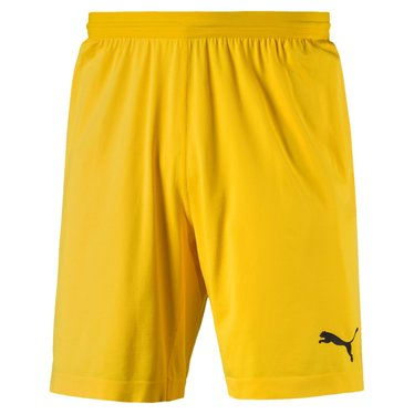 PUMA FINAL EVOKNIT GK SHORT CYBER YELLOW