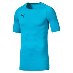 PUMA FINAL EVOKNIT GK JERSEY AQUARIUS