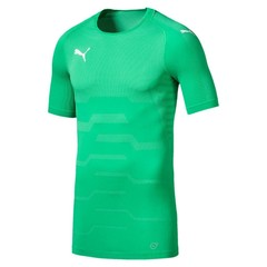 PUMA FINAL EVOKNIT GK JERSEY BRIGHT GREEN