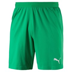 PUMA FINAL EVOKNIT GK SHORT BRIGHT GREEN