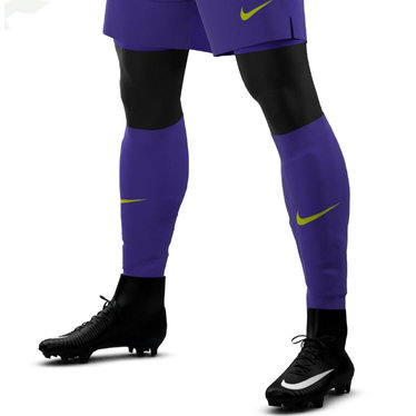 NIKE  WORLD CUP 2018 PROMO SOCKS COURT PURPLE/INK