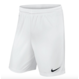 NIKE PARK KNIT SHORT WHITE JUNIOR