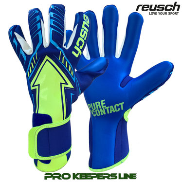 REUSCH ARROW G3 DEEP BLUE/SAFETY YELLOW