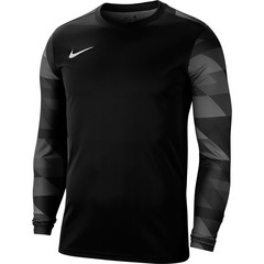 NIKE PARK IV GK JERSEY BLACK/WHITE JUNIOR