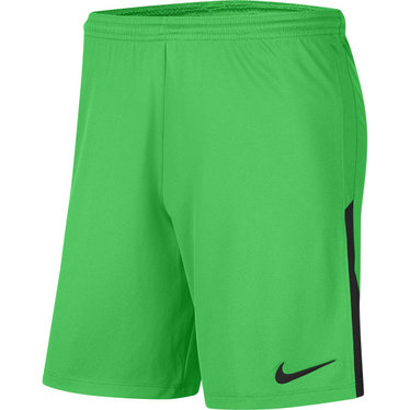 NIKE LEAGUE KNIT II SHORT GREEN SPARK/BLACK