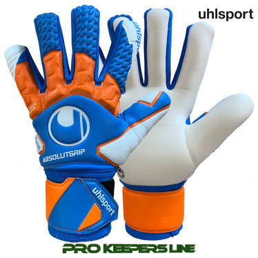 UHLSPORT ABSOLUTGRIP HN PRO JUNIOR (NEGATIV-SCHNITT)