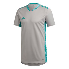 ADIDAS ADIPRO 20 GK JERSEY SS TEAM MID GREY/GLORY GREEN