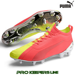 PUMA ONE 20.1 OSG FG/AG ENERGY PEACH/ FIZZY YELLOW