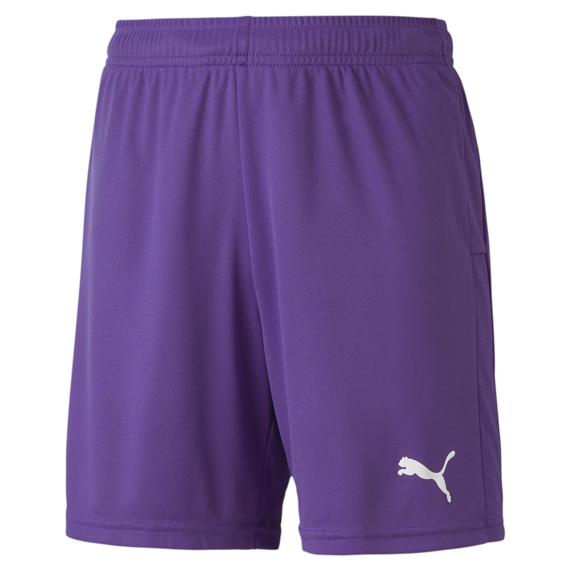 Fuchsia Bright Knit Shorts
