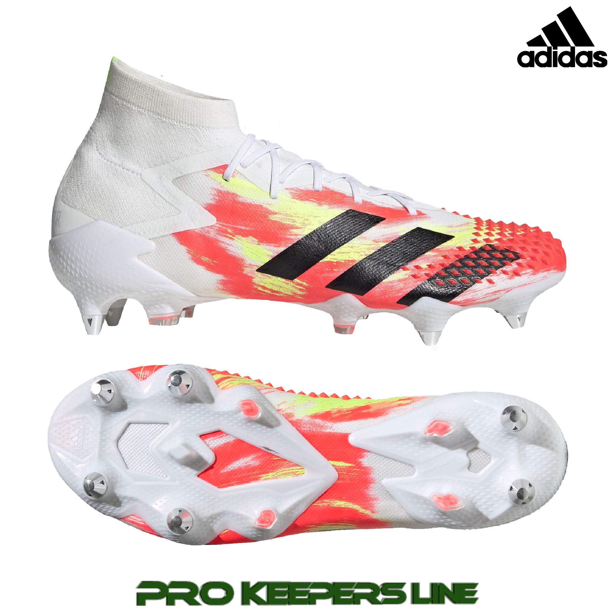 adidas Torwarthandschuhe Predator 20 Pro FS Gloves.