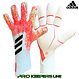 ADIDAS PREDATOR GL PRO PROMO WHITE/POP (NEGATIVE CUT)