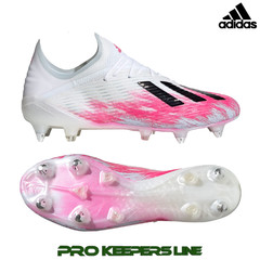 ADIDAS X 19.1 SG CLOUD WHITE / CORE BLACK / SHOCK PINK
