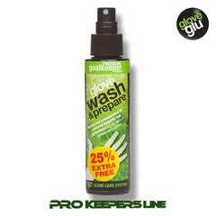 GLOVEGLU PREMIUM GLOVE WASH & PREPARE (120ML) +25% EXTRA GRATIS