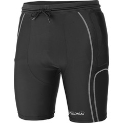 REUSCH CS SHORT PADDED PRO XRD BLACK