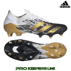 ADIDAS PREDATOR MUTATOR 20.1 LOW SG CLOUD WHITE / GOLD METALLIC/ CORE BLACK