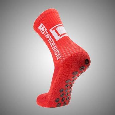 TAPE DESIGN ALLROUND SOCKS CLASSIC RED