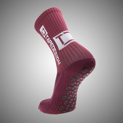 TAPE DESIGN ALLROUND SOCKS CLASSIC BORDEAUX