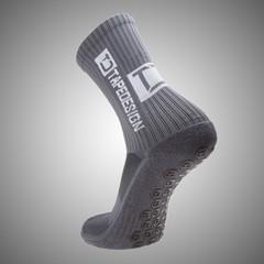 TAPE DESIGN ALLROUND SOCKS CLASSIC DARK GREY