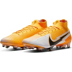 NIKE MERCURIAL SUPERFLY 7 ELITE FG LASER ORANGE/BLACK-WHITE