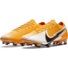 NIKE MERCURIAL VAPOR 13 ELITE FG LASER ORANGE/BLACK-WHITE