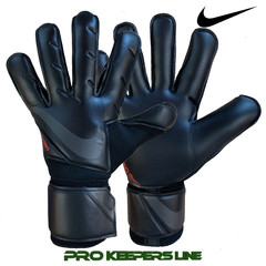 NIKE GOALKEEPER VAPOR GRIP 3 BLACK/BLACK/CHILE RED