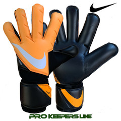 NIKE GOALKEEPER VAPOR GRIP 3 BLACK/LASER ORANGE/WHITE
