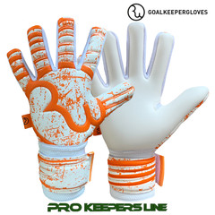 RWLK FUTURE I WHITE/ ORANGE JUNIOR