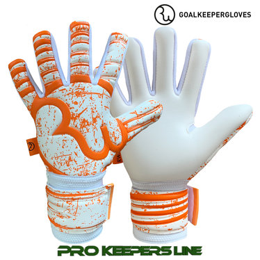 RWLK FUTURE I WHITE/ ORANGE JUNIOR (NEGATIEVE NAAD)
