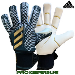 ADIDAS PREDATOR GL PRO ULTIMATE BLACK/ WHITE/ GOLD METALLIC