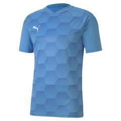 PUMA TEAMFINAL 21 GRAPHIC JERSEY LIGHT BLUE-BLUE YONDER