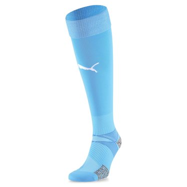PUMA TEAMFINAL 21 SOCKS LIGHT BLUE