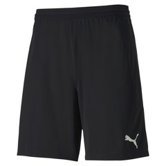 PUMA TEAMFINAL 21 KNIT SHORTS PUMA BLACK