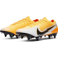 NIKE MERCURIAL VAPOR 13 ELITE SG-PRO AC LASER ORANGE/BLACK-WHITE-LASER ORANGE