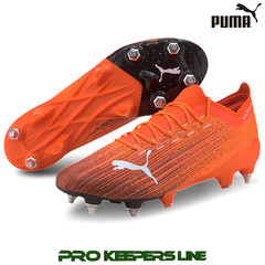 PUMA ULTRA 1.1 MXSG SHOCKING ORANGE/ PUMA BLACK