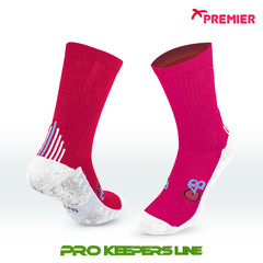 PREMIER PST G48 GRIP SOCKS RED