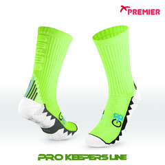 PREMIER PST G48 GRIP SOCKS LIME