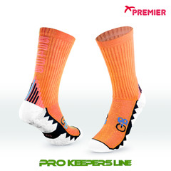PREMIER PST G48 GRIP SOCKS ORANGE