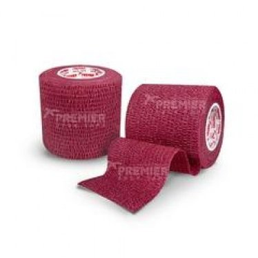 GOALKEEPERS WRIST & FINGER PROTECTION TAPE 5CM MAROON